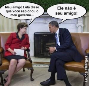 Dilma consulta Obama