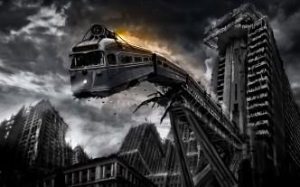 Derailed-Train
